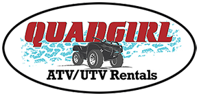 The Real QuadGirl ATV / UTV Quad Rentals Los Barriles Logo